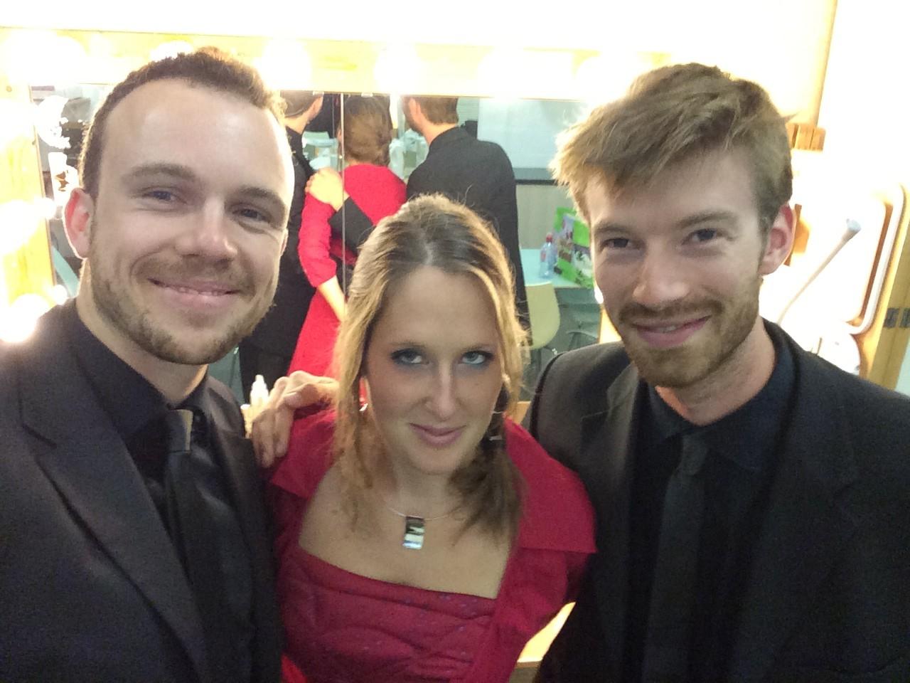 Trio Dillens à Arlon
